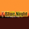 Blue Night Strip Dance Roma Logo