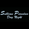 Sublime Paradiso Day Night Roma Logo